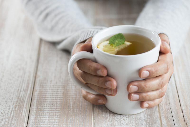 propiedades antioxidantes del té