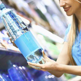 etiquetas agua