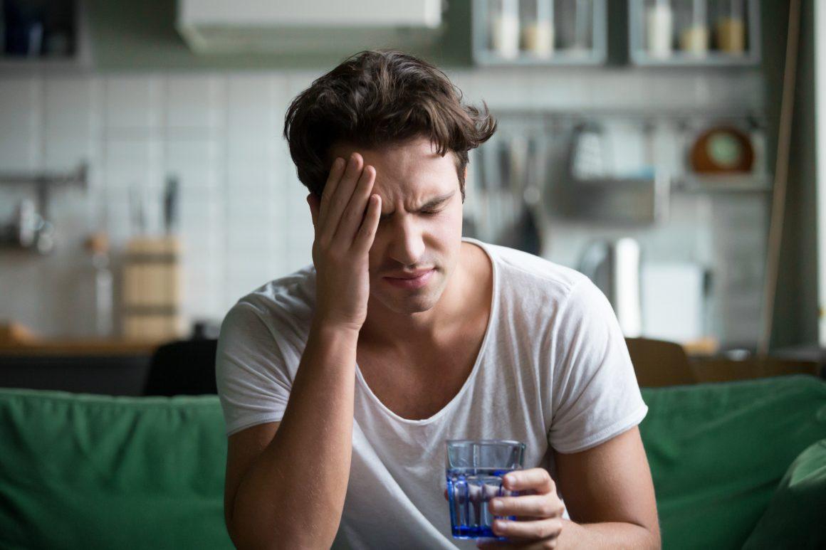 hidratación y cansancio