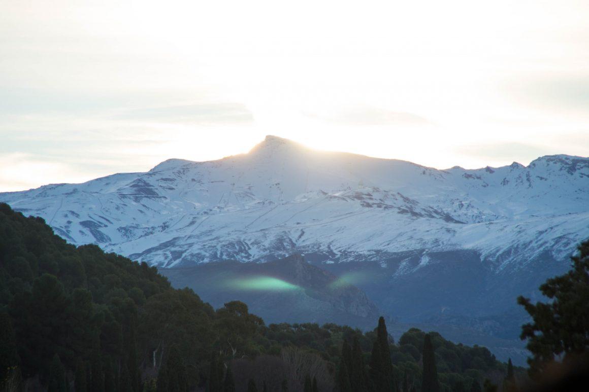 Sierra Nevada agua mineral