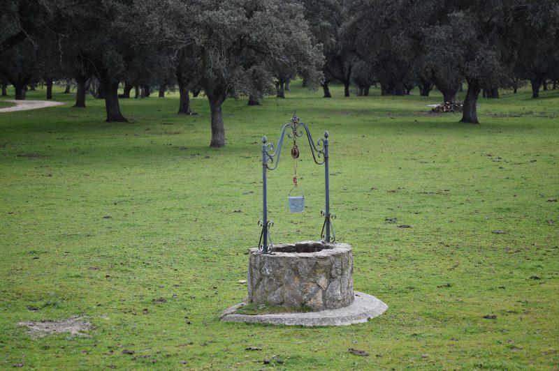 agua de pozos