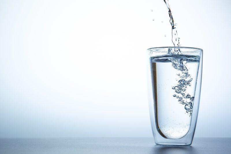 composición del agua