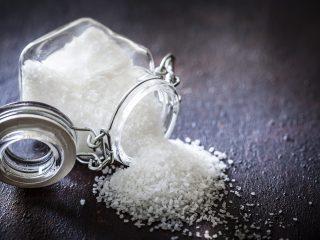cantidad de sal recomendable
